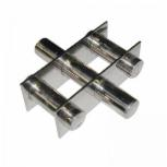 Grate magnet available with round or square bars