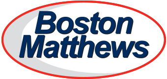 Boston Matthews extruders and downstream equipment for the plastics industry.